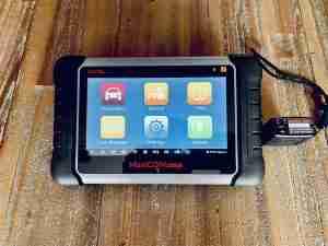 Autel maxicom 808 ts review